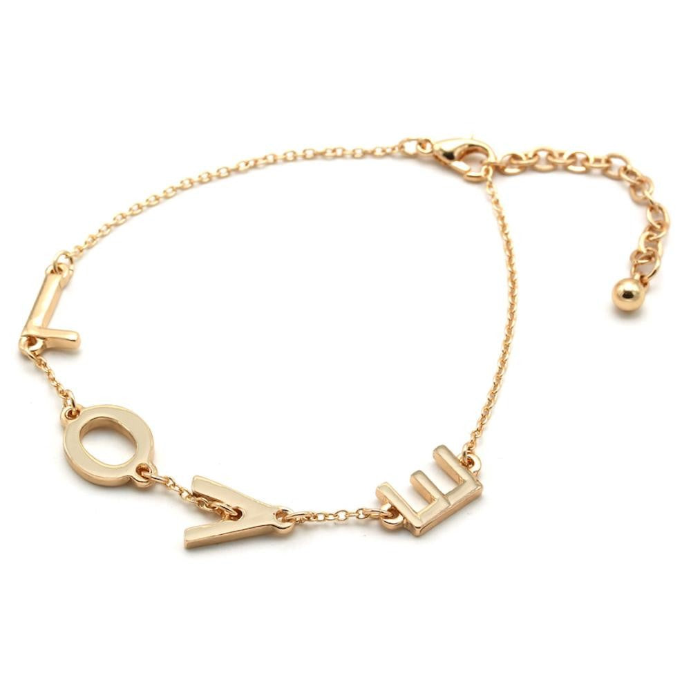 Message Chain Bracelet
