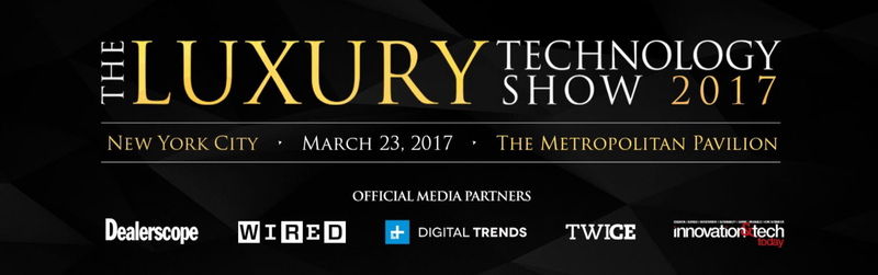 Grillbot Sponsors Luxury Tech Show in NYC
