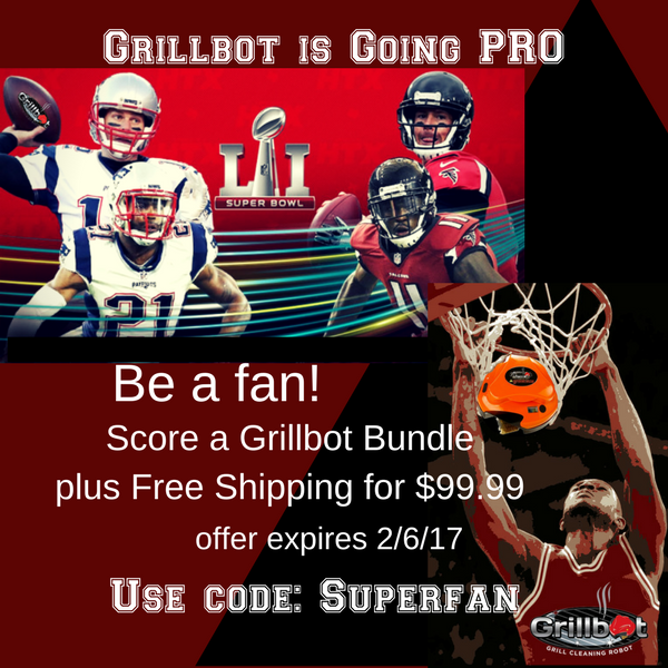 Grillbot is Going Pro: Be on the Team