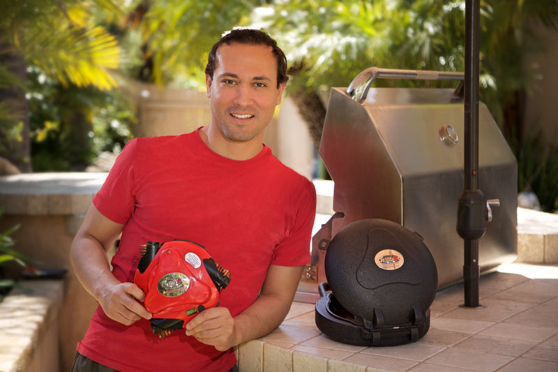 6 Benefits Of A Grill Cleaning Robot
