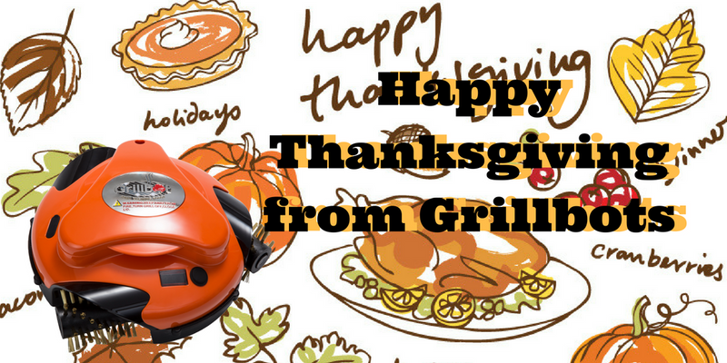 Gobble Up These Meals and Deals with Grillbot: Happy Thanksgiving!