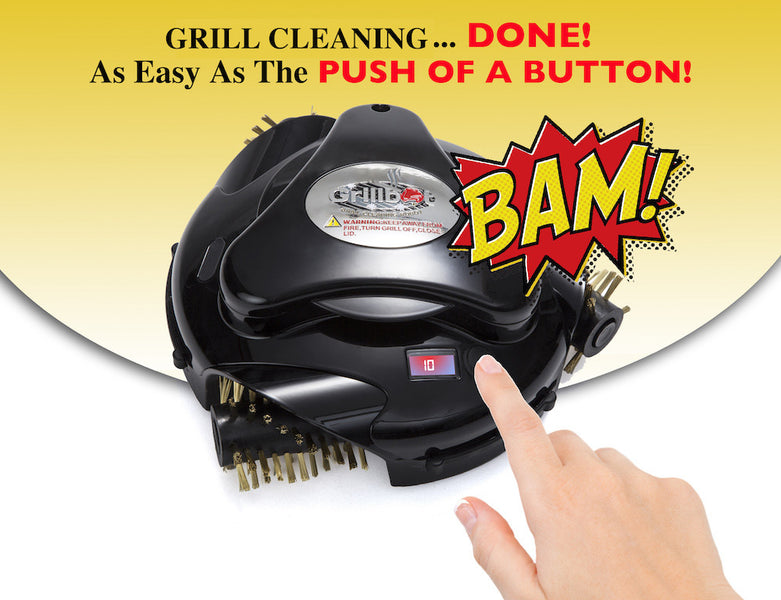 Sarah's Blog of Fun Reviews Grillbot! The Perfect Gift!