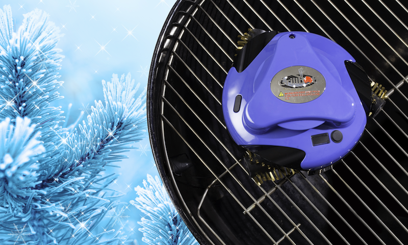 Huffington Post Puts Grillbot on Technology Holiday Gift Guide 2016
