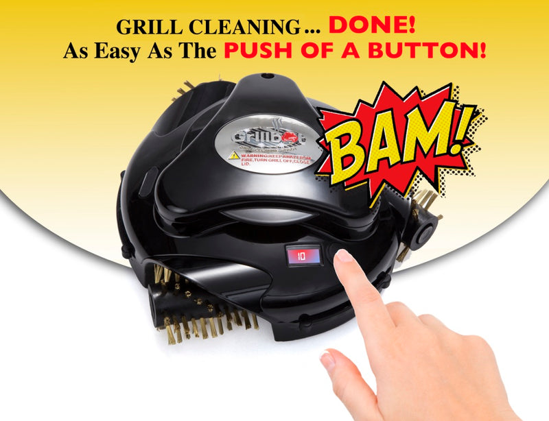 GRILLBOT 1 YEAR WARRANTY