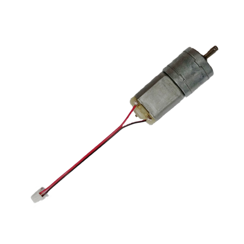 New Plug-in Replaceable Motor