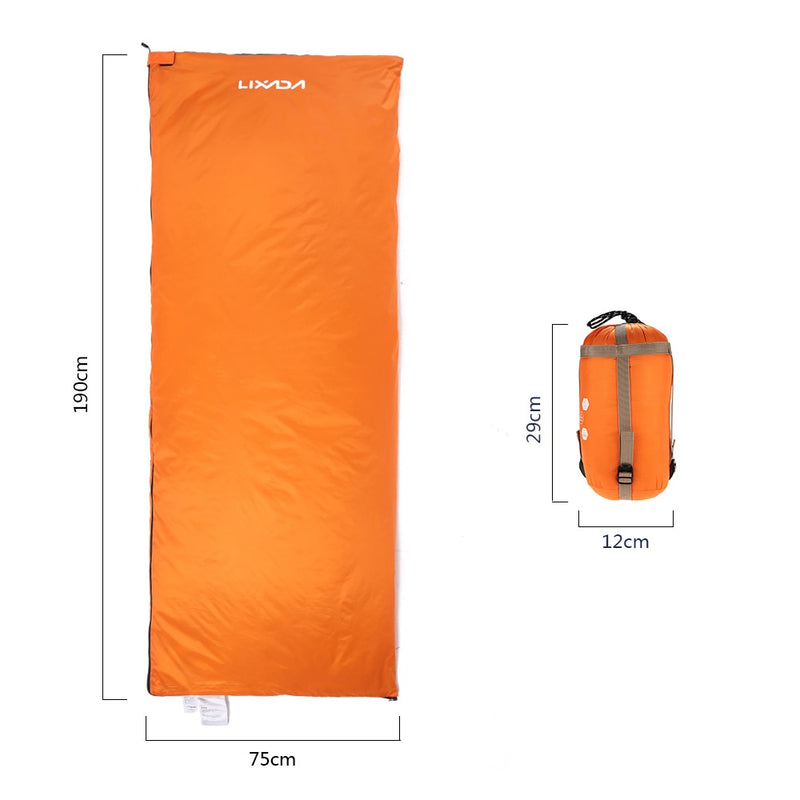 Men's Ibex Sleeping Bag - Summer - Ibexdoo