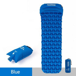 Inflatable Sleeping Pad ( With Pillow ) - Ibexdoo