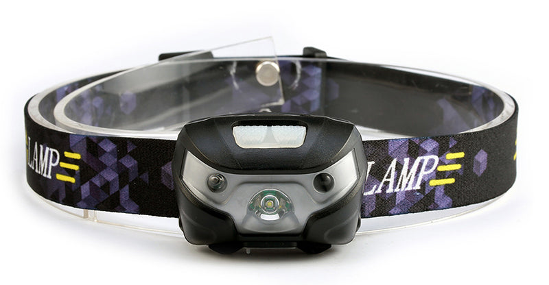 USB Rechargeable Headlamp - Ibexdoo