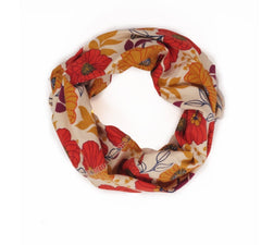 Autum Floral Multi way Band Cream