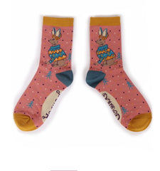 Jumper Hare ankle sock