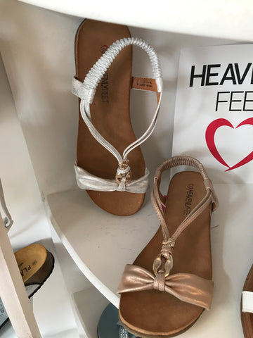 Heavenly feet sandal