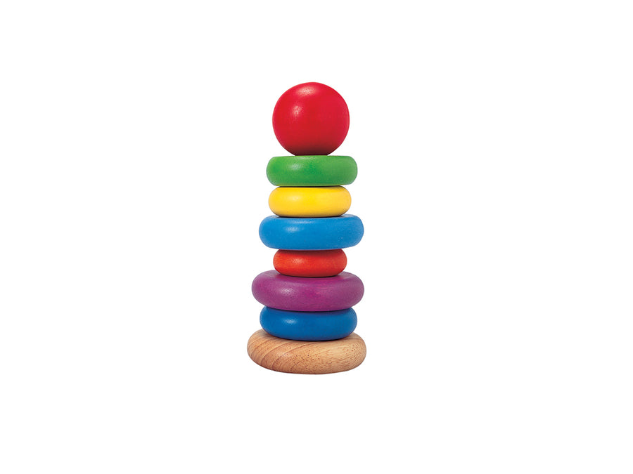 Wooden Stacking Ring