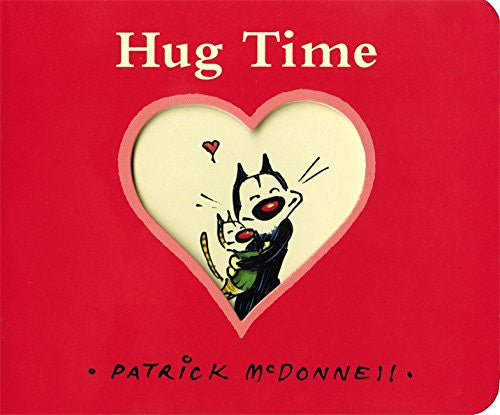 Hug Time Board Book