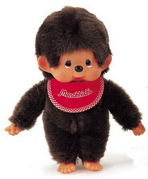 Monchhichi Red Boy