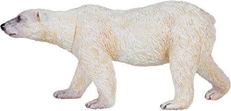 National Geographic Soft Polar Bear Medium