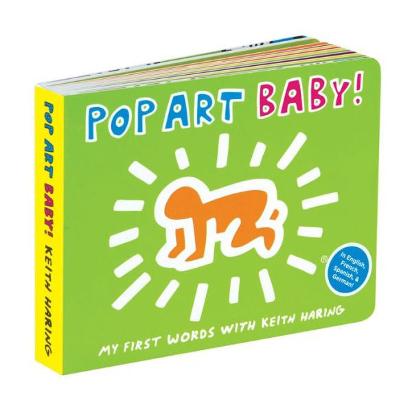 Keith Haring Pop Art Baby