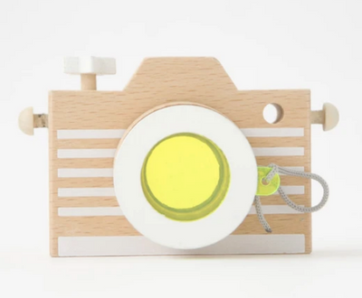 Wooden Kaleidoscope Camera