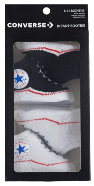 Converse Box Set - Black/White