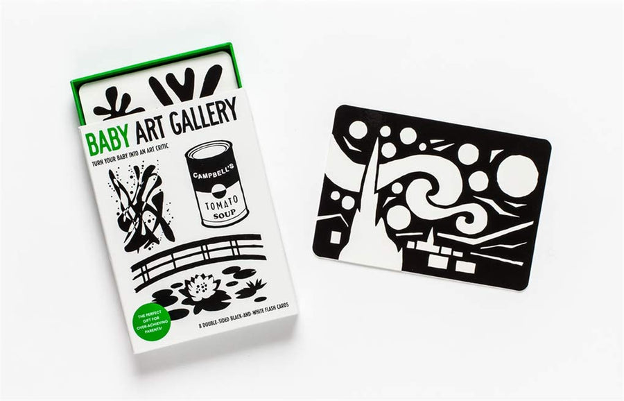 Baby Art Gallery Cards