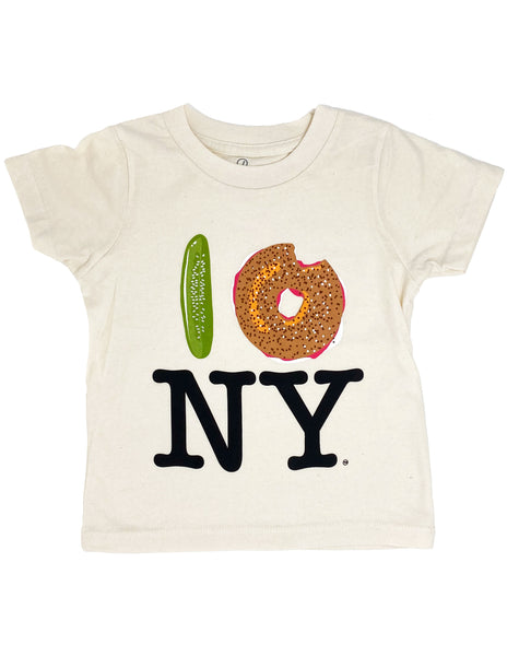 Pickle Bagel NY Tee - Organic