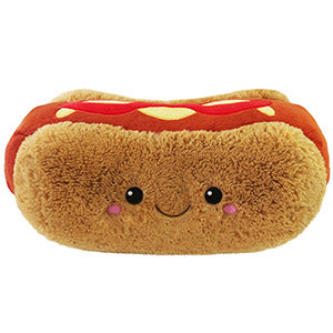 Squishable Mini Comfort Food Hot Dog