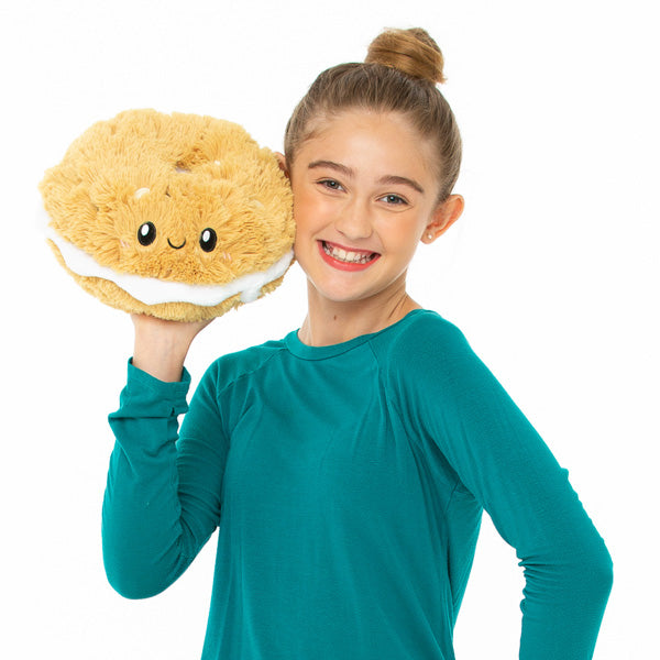 Squishable Mini Comfort Food Bagel