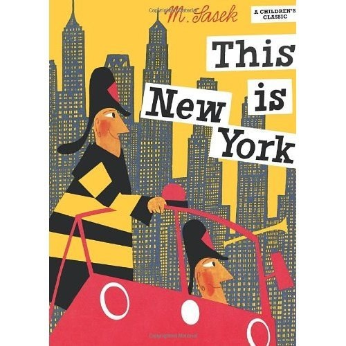 This is New York Hardcover