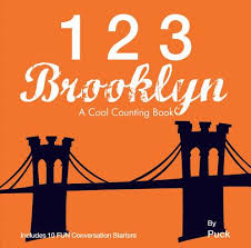 1 2 3 Brooklyn: A cool counting book