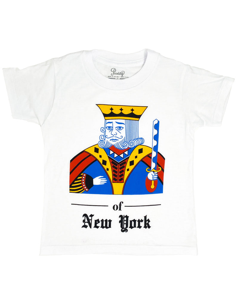 King of NY Tee