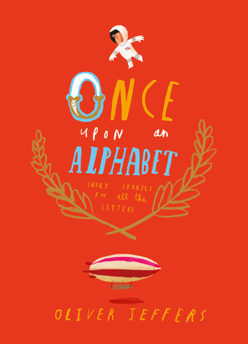 Once Upon an Alphabet