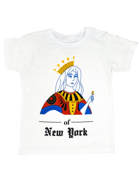 Queen of New York Tee