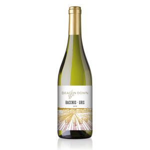 Beacon Down Bacchus - Gris 2019 from The British wine cellar