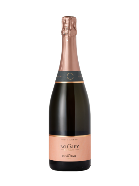 Bolney Estate Cuvee Rose The British Wine Cellar