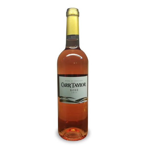Carr Taylor Rose The British Wine Cellar