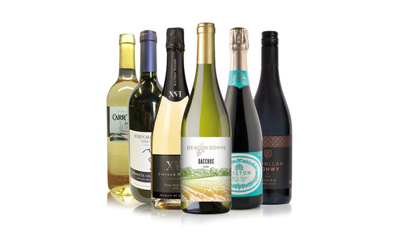The Party Pack - The British Wine Cellar