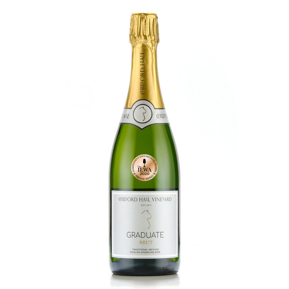 Chilford Hall Graduate English Sparkling wine