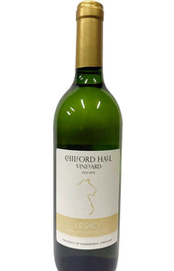Chilford Hall Legacy English Wine