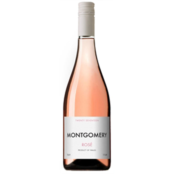 Montgomery Rosé The British Wine Cellar