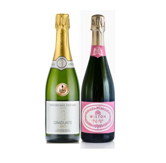 Sparkling Duo of English Sparkling Wines