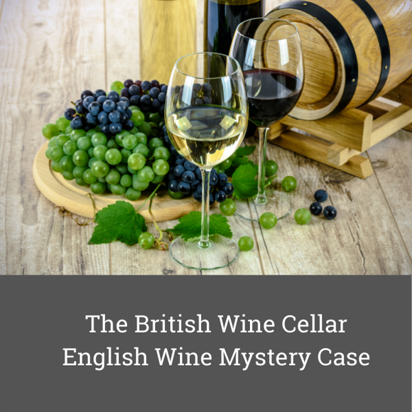 Mystery Case of English Wines