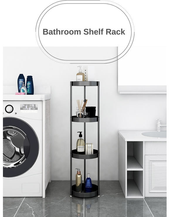 Round Shape Shelf Rack