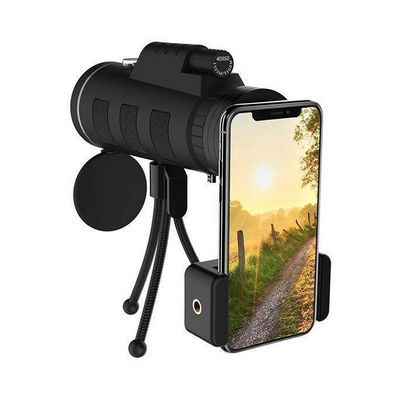 HIGH DEFINITION MONOCULAR TELESCOPE