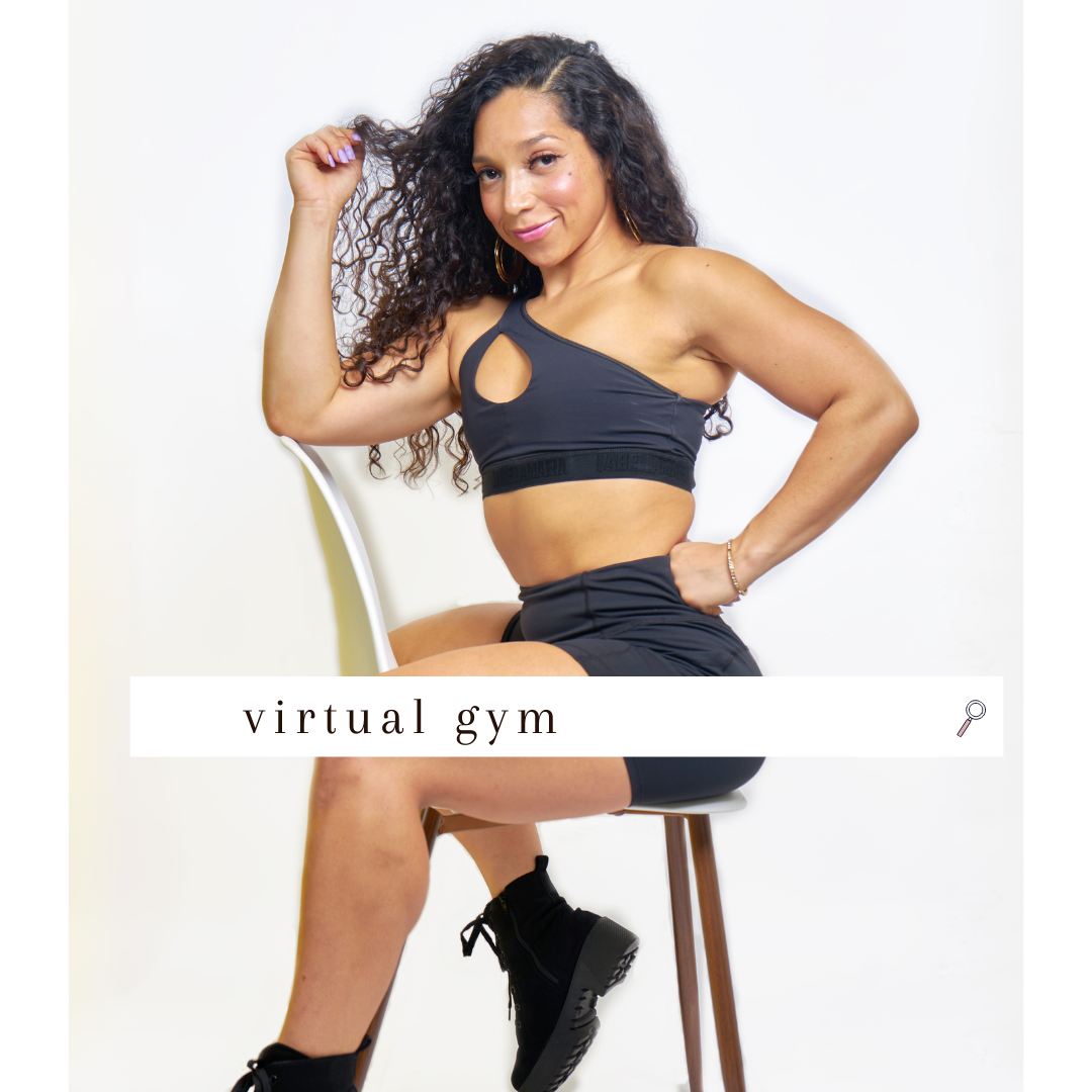 Monthly Membership to The (virtual) PHYT Gym
