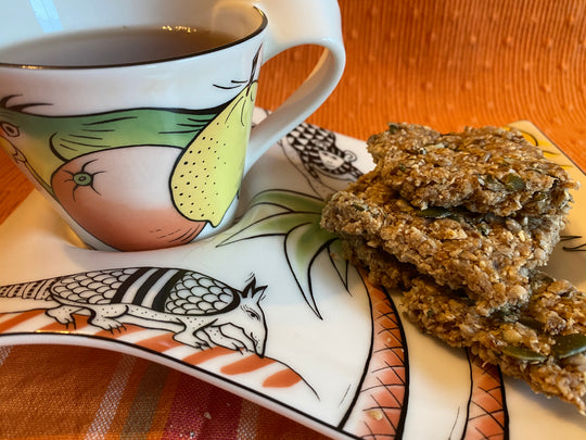 Raw Flap Jacks