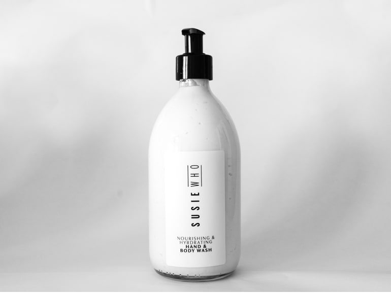 Nourishing & Hydrating Hand & Body Wash