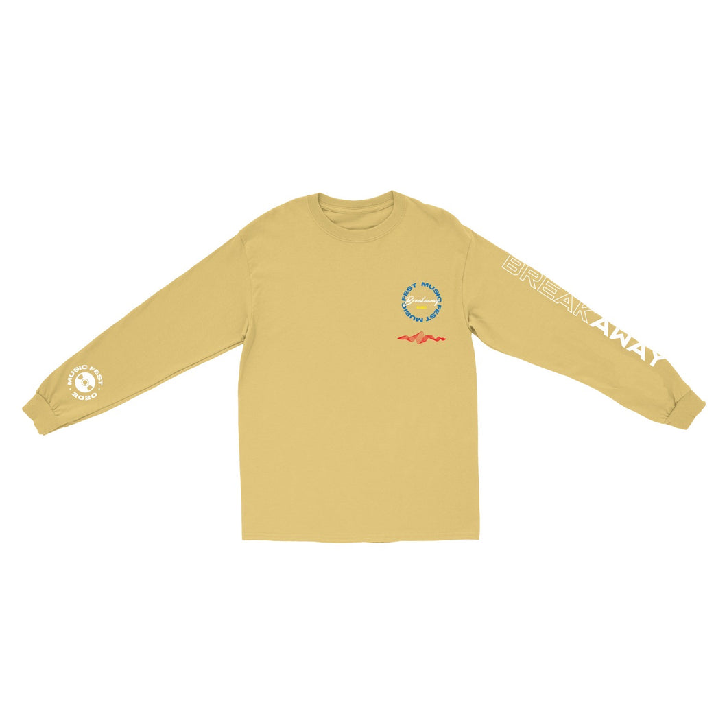 Sandstone Long Sleeve