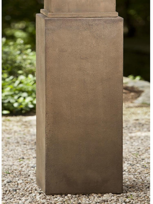 Tall Square Pedestal