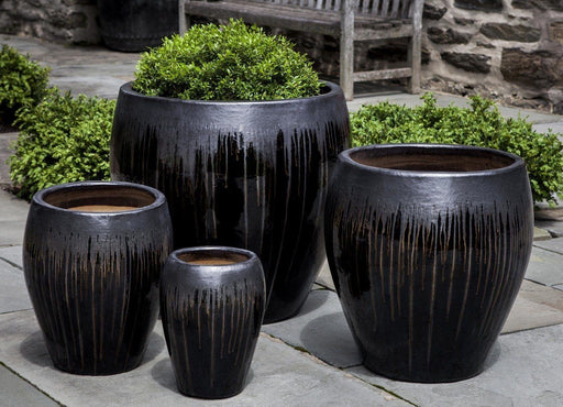 Chantal Planter in Anthracite