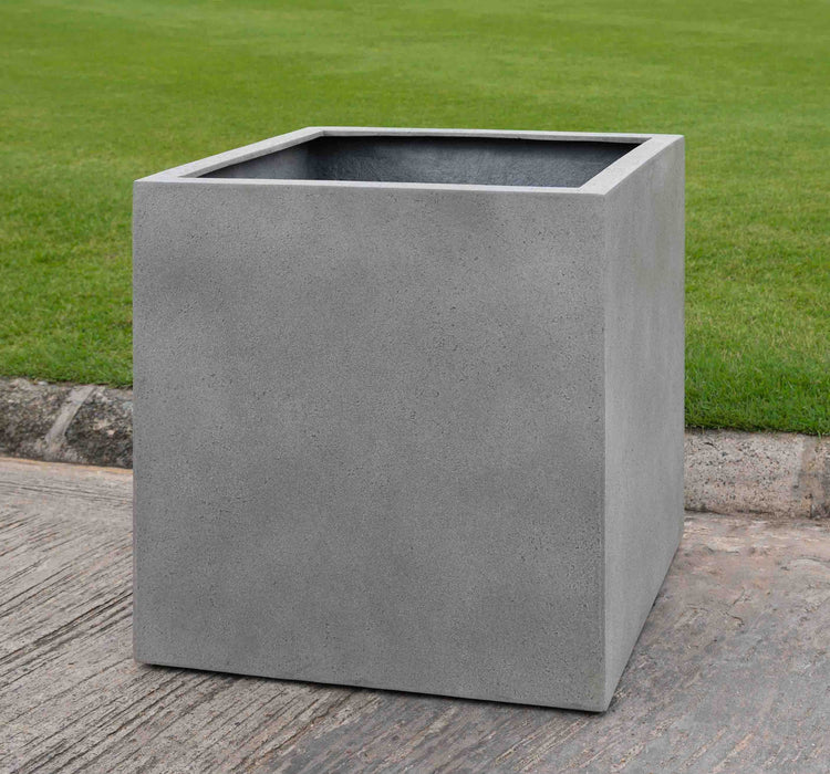 Farnley Planter - Set of 3 in Stone Grey