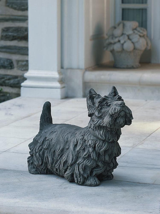 Angus Scotty Dog Garden Statue